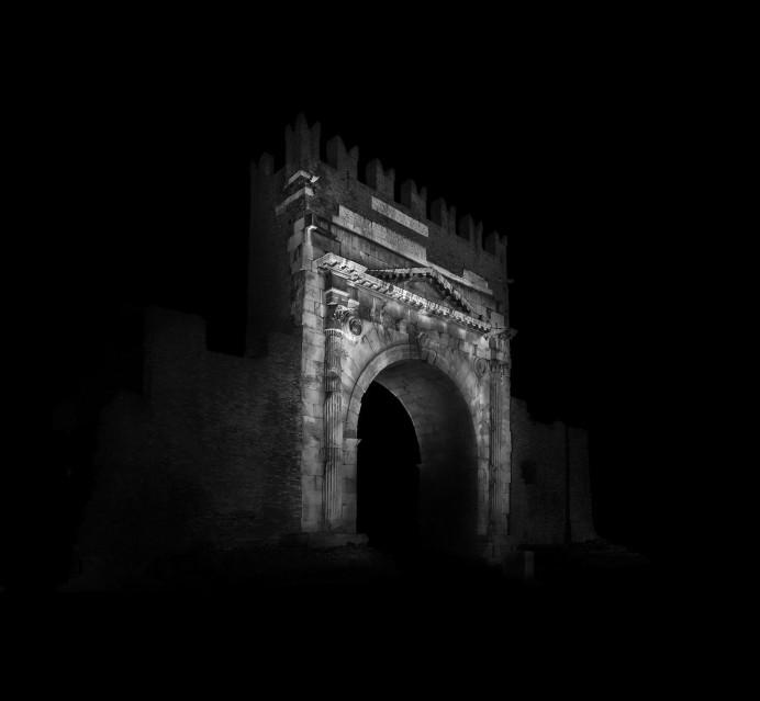 Arco d'Augusto, Rimini - Alessandro PIREDDA