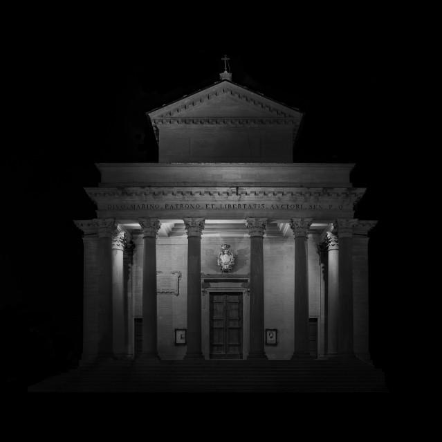 Chiesa del Santo, San Marino - Alessandro PIREDDA