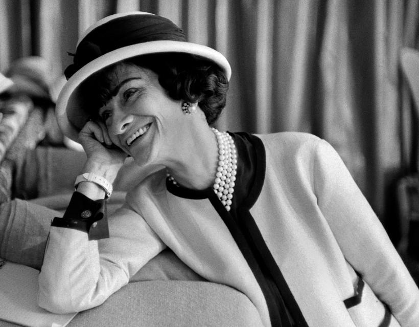 Coco Chanel - Douglas KIRKLAND