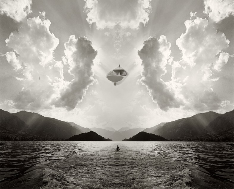 Voyager, 2008 - Jerry UELSMANN