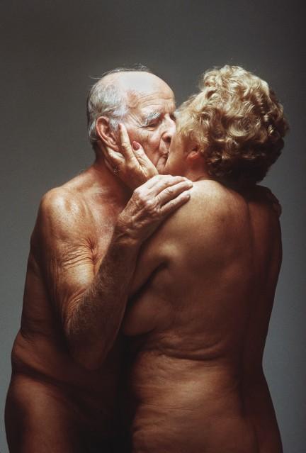 The Old Kiss, 1995 - Douglas KIRKLAND