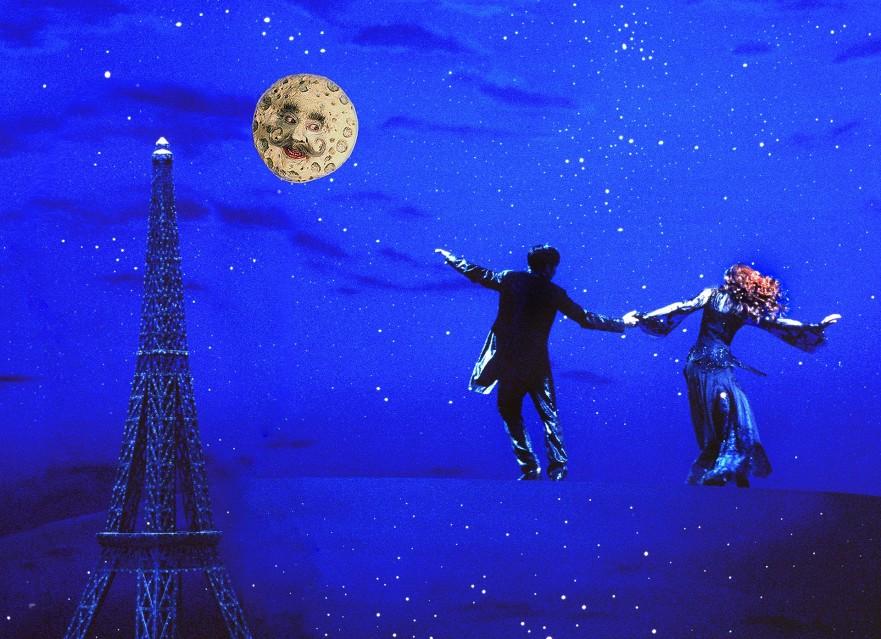 Nicole Kidman & Ewan MacGregor, Moulin Rouge, 2000 - Douglas KIRKLAND
