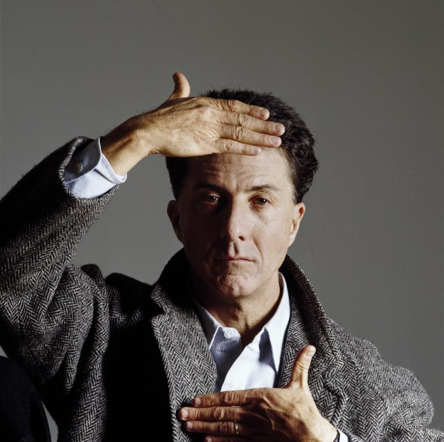 Dustin Hoffman, 1988 - Douglas KIRKLAND