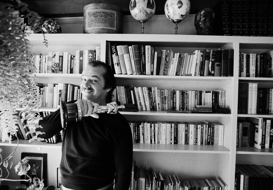 Jack Nicholson, 1975 - Douglas KIRKLAND