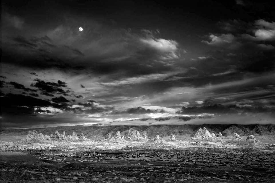 Moonrise Trona - Mitch DOBROWNER