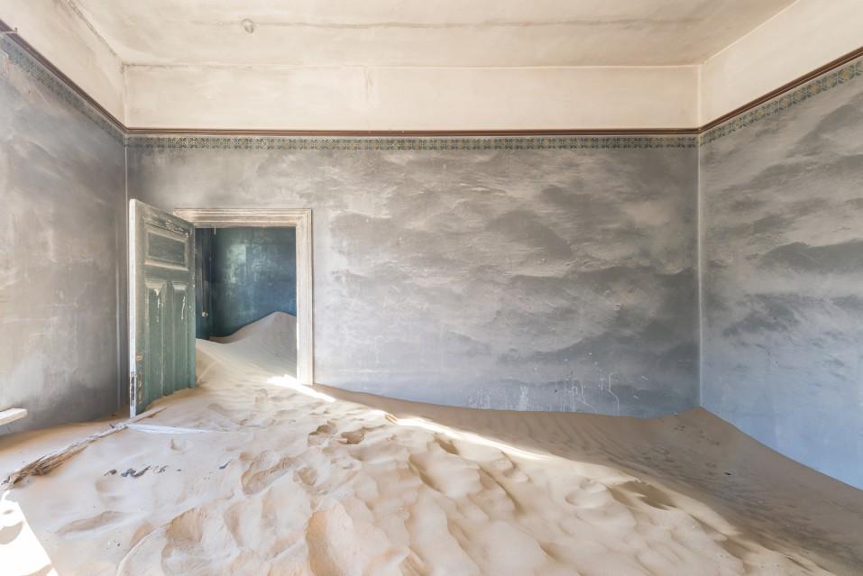 Demande à la poussière, Namibie, 2 - Romain VEILLON
