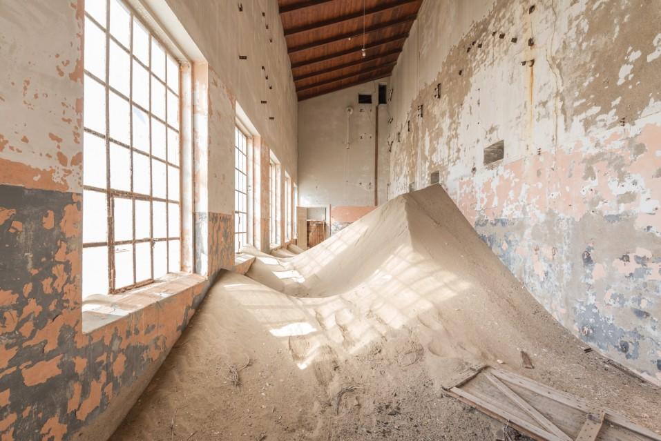 Demande à la poussière, Namibie, 3 - Romain VEILLON