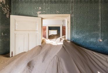 Demande à la poussière, Namibie, 4