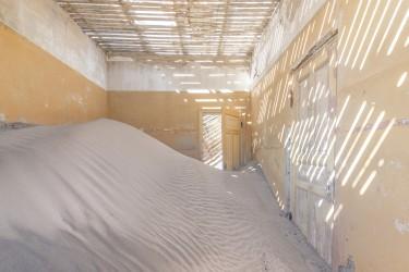 Demande à la poussière, Namibie, 5
