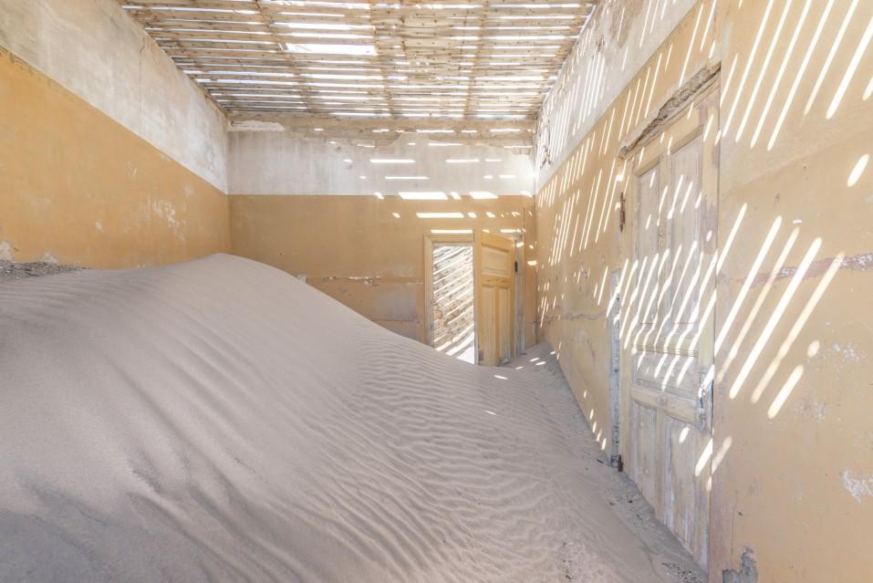 Demande à la poussière, Namibie, 5 - Romain VEILLON