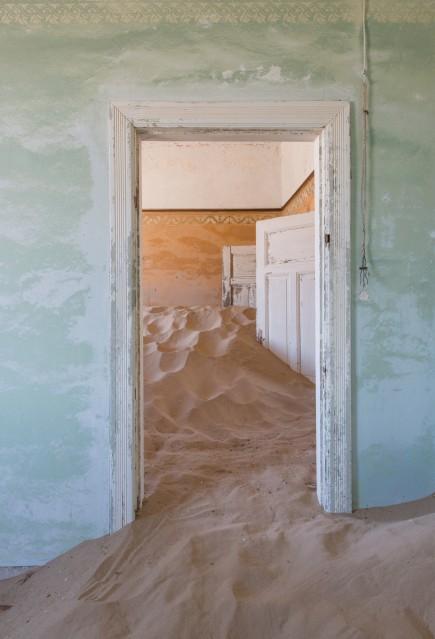 Demande à la poussière, Namibie, 6 - Romain VEILLON