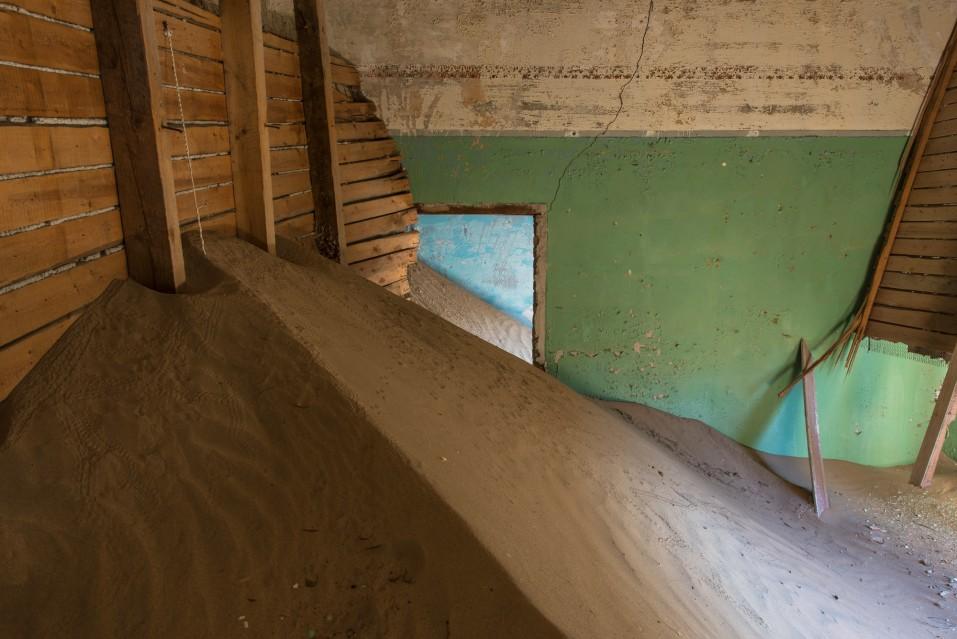 Demande à la poussière, Namibie, 7 - Romain VEILLON