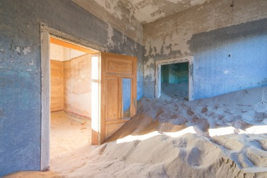 Demande à la poussière, Namibie, 8