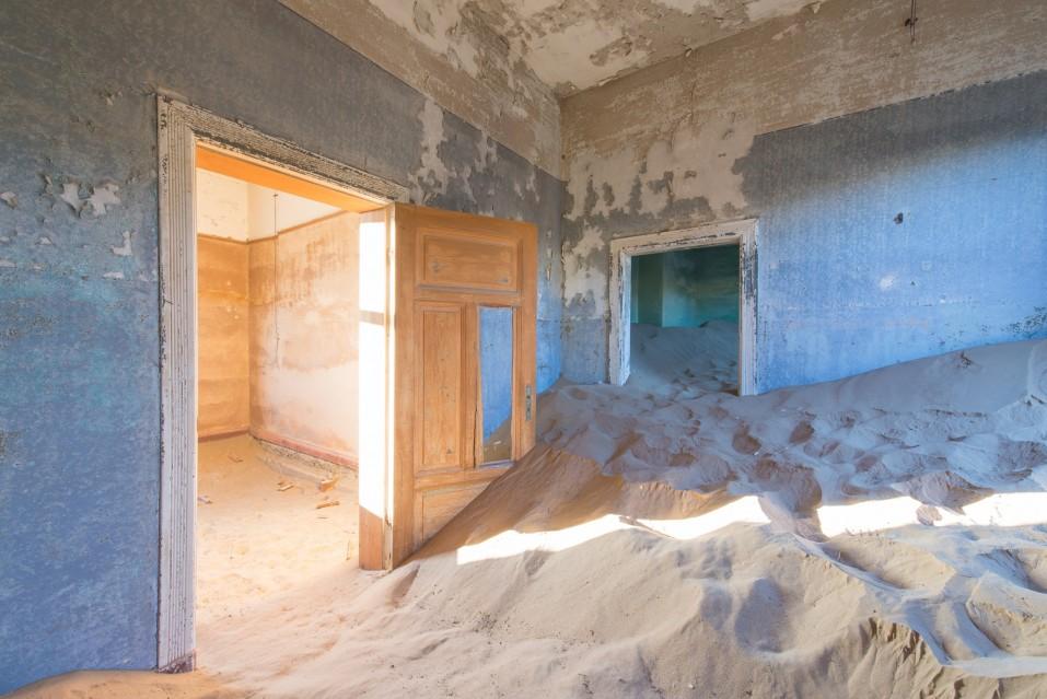Demande à la poussière, Namibie, 8 - Romain VEILLON