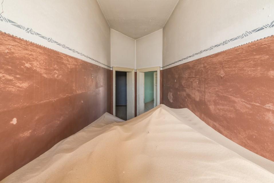 Demande à la poussière, Namibie, 9 - Romain VEILLON