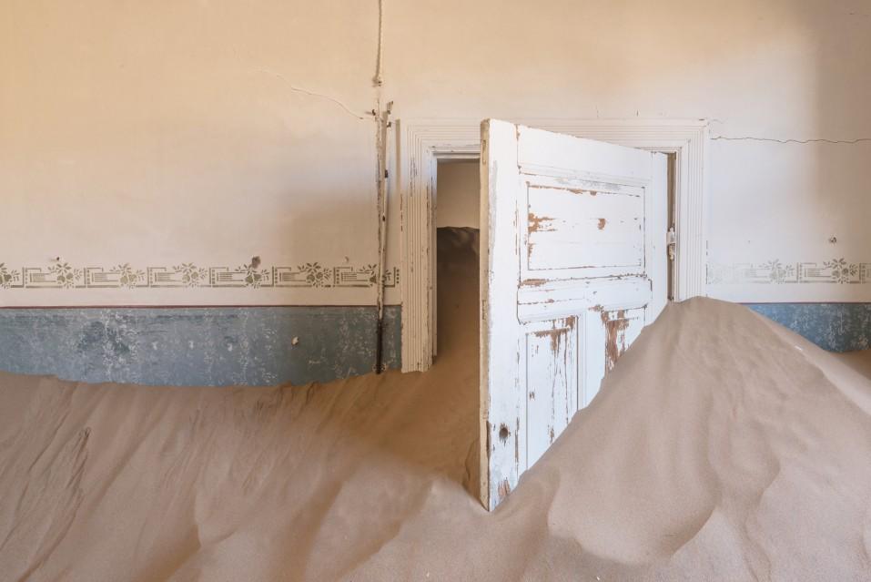 Demande à la poussière, Namibie, 10 - Romain VEILLON