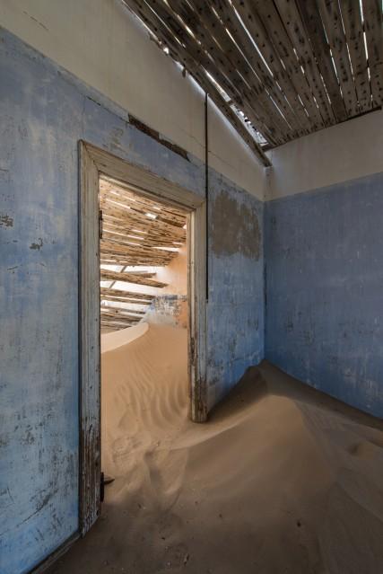 Demande à la poussière, Namibie, 11 - Romain VEILLON