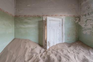 Demande à la poussière, Namibie, 12