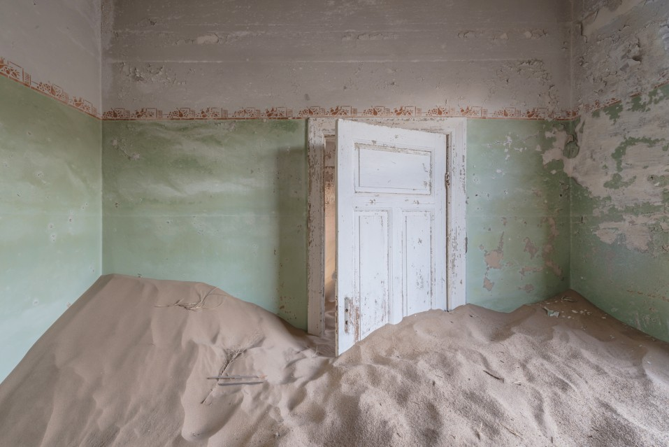 Demande à la poussière, Namibie, 12 - Romain VEILLON