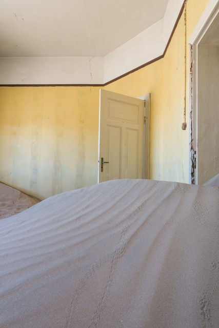 Demande à la poussière, Namibie, 13 - Romain VEILLON