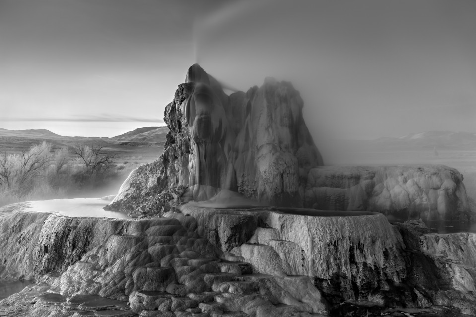 Fly Geyser - Mitch DOBROWNER