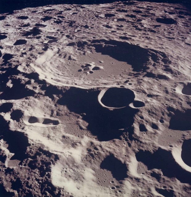 Apollo 11, Daedalus (AS11-44-6609) - NASA
