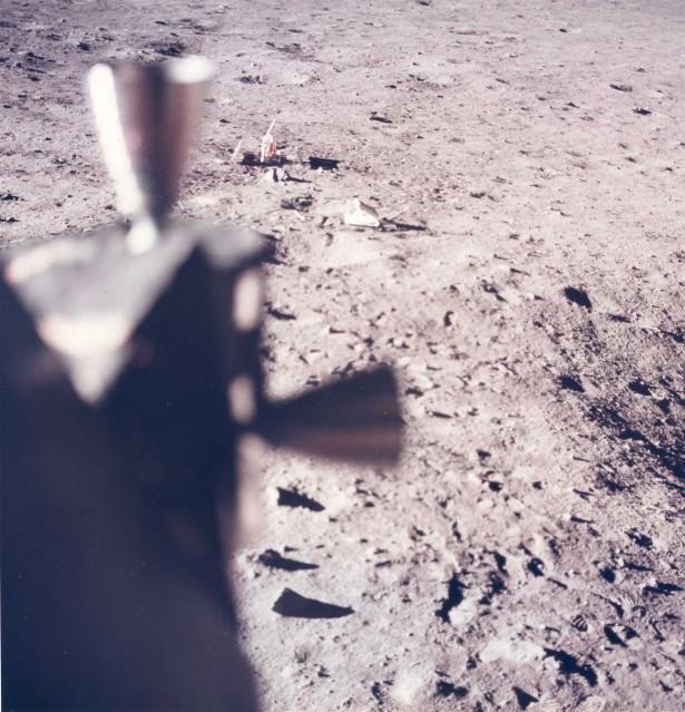 Apollo 11, Appareils scientifiques d'expérimentation (AS11- 37- 5551) - NASA