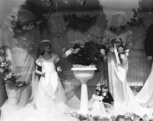 Bridal Shop Window, 2004