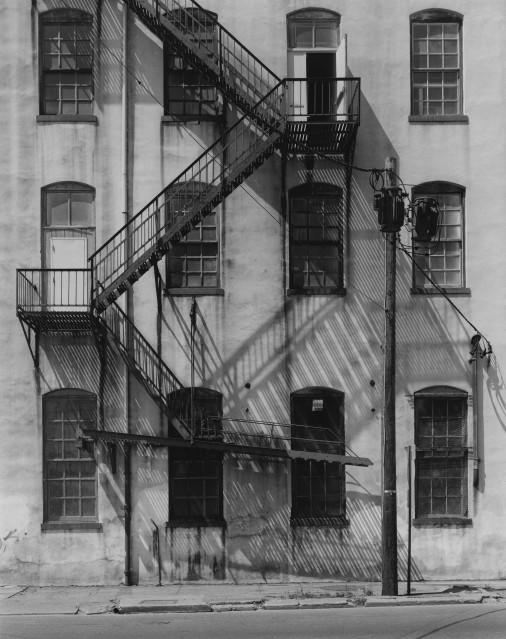 Factory Facade, 2003 - George TICE