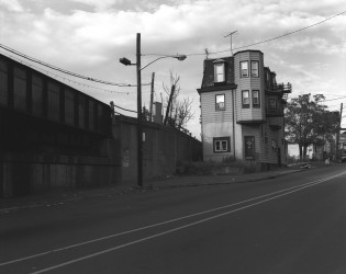 House by Railroad, 2000