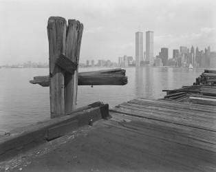Hudson River Pier, 1979