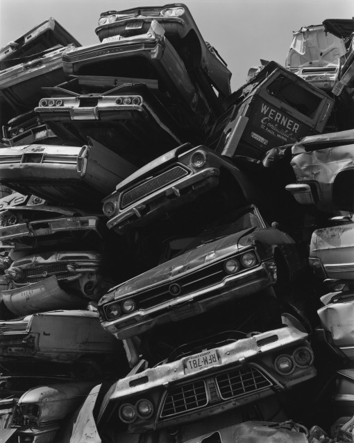 Junked Cars, 1973 - George TICE