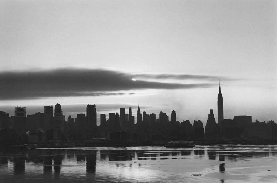 Sunrise, 1971 - George TICE