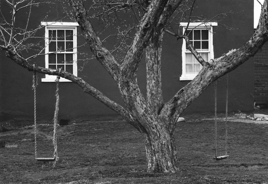 Tree, Swings and Windows, 1966 - George TICE