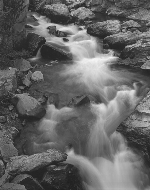 Roaring Fork River, 1969 - George TICE