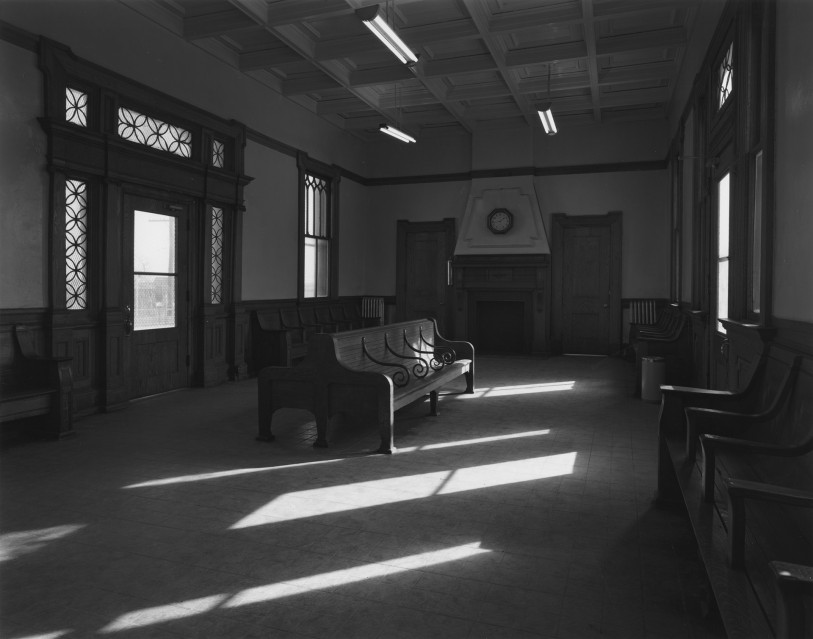 Waiting Room, 1982 - George TICE