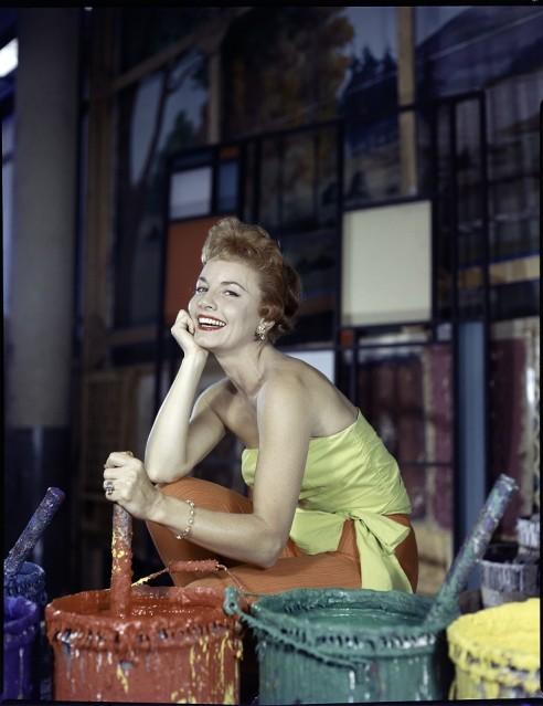 Janet Blair, 1956 - Ormond GIGLI