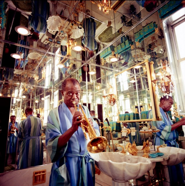 Louis Armstrong, 1971 - Ormond GIGLI