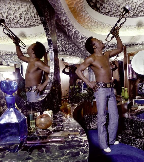 Miles Davis, 1971 - Ormond GIGLI