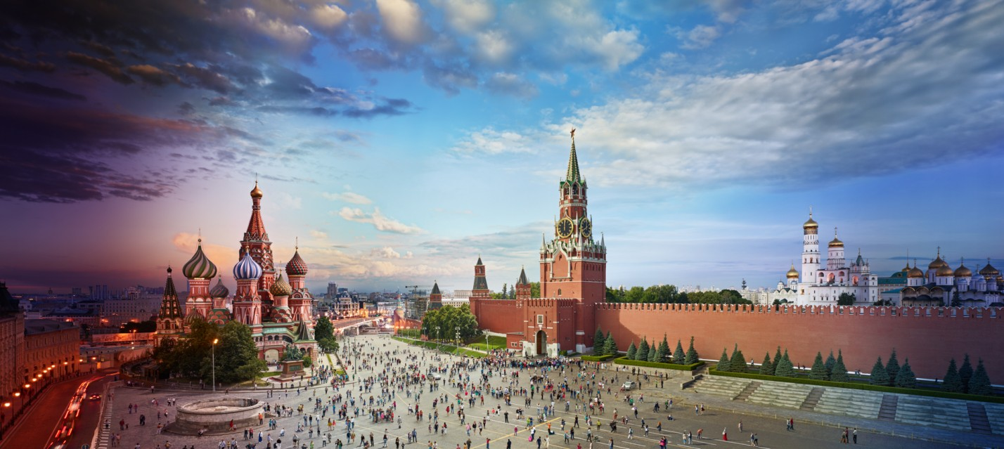 Red Square, Moscow - Stephen WILKES