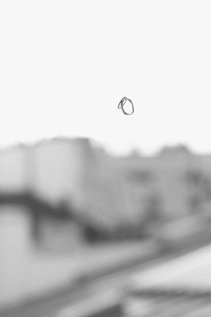 Flottement, anneaux - Candice NECHITCH