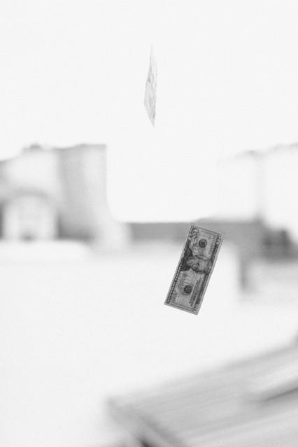 Flottement, billet - Candice NECHITCH