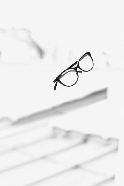 Flottement, lunettes - Candice NECHITCH