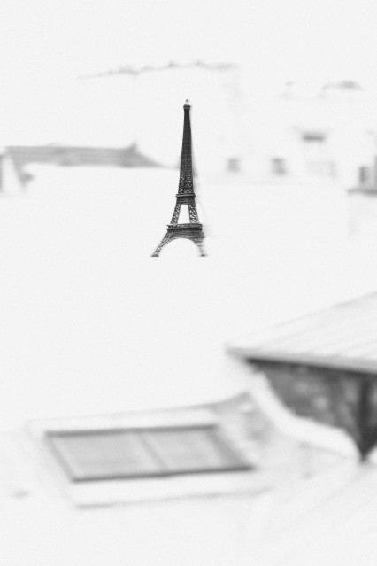 Flottement, Tour Eiffel - Candice NECHITCH