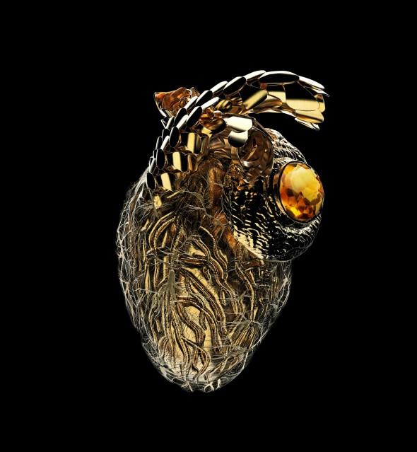 Unbreakable Heart - Vincent FOURNIER