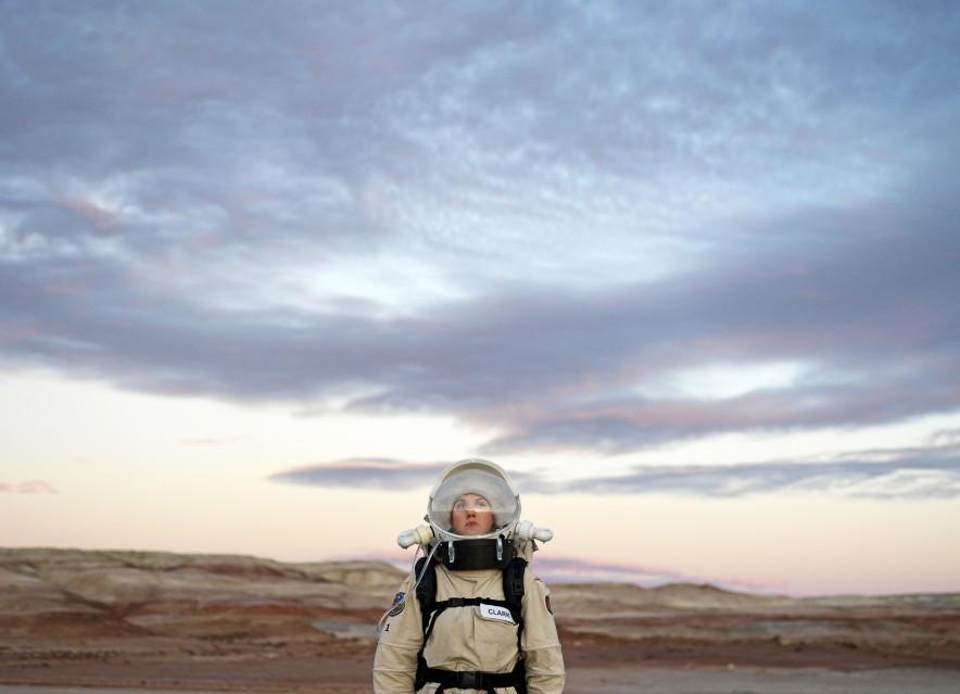 Mars Desert Research Station [MDRS 1] - Vincent FOURNIER