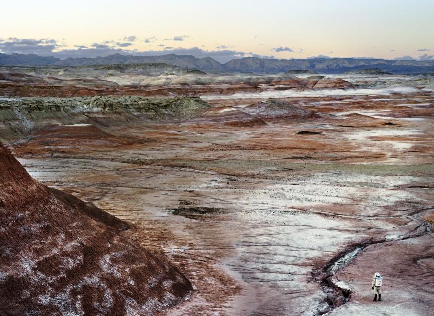 Mars Desert Research Station [MDRS 2] - Vincent FOURNIER