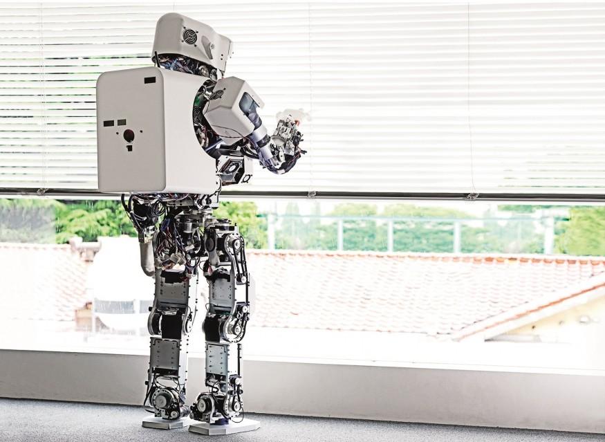 Kobian Robot 1 - Vincent FOURNIER