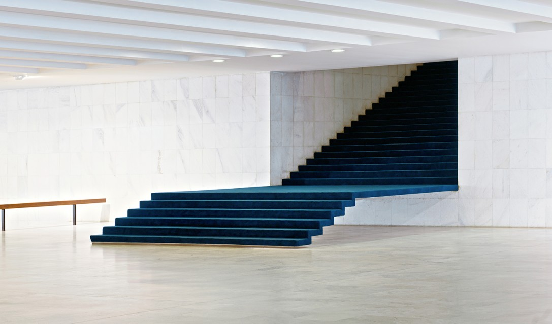 Foreign Relations Ministry Stairs - Vincent FOURNIER
