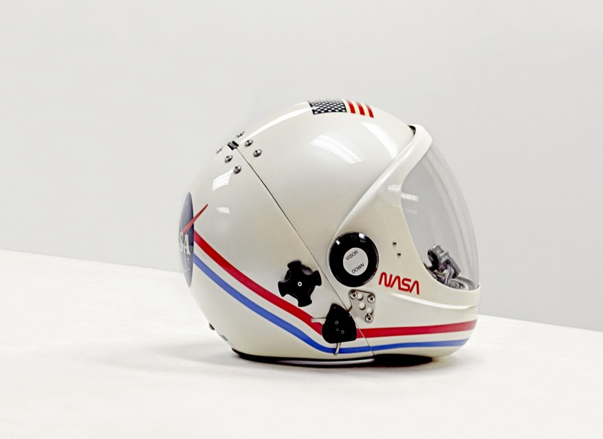 Space Helmet - Vincent FOURNIER